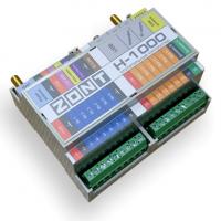 Новый GSM контроллер для газовых и электрических котлов Zont H1000. Прекрасно подходит для установки сложной системы удаленного управления котлом по GSM с большим количеством функций и несколькими контурами отопления.>