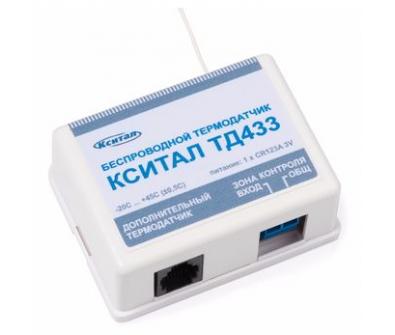 ТД433 - беспроводной термодатчик Кситал
