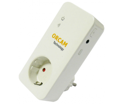 GSM розетка с датчиком температуры Orcam R2