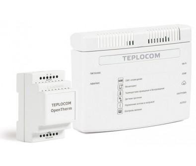 TEPLOCOM CLOUD+TEPLOCOM TC-OpenTherm