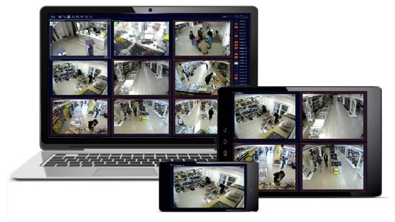удаленный просмотр 3g 4g видеокамеры